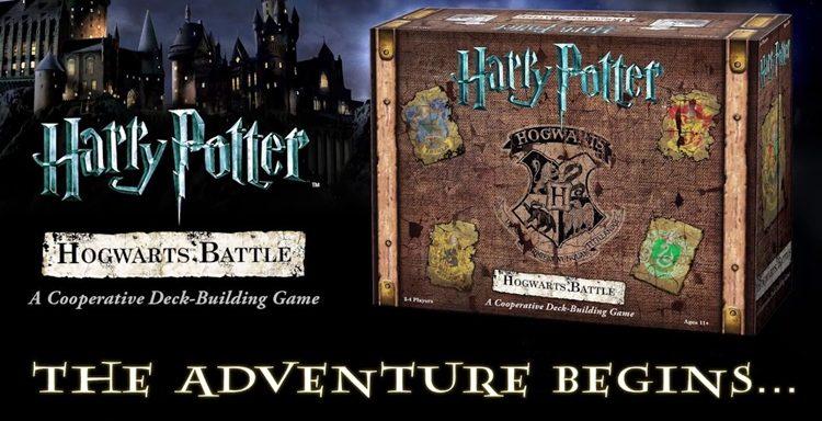 Обзор игры Harry Potter Hogwarts Battle