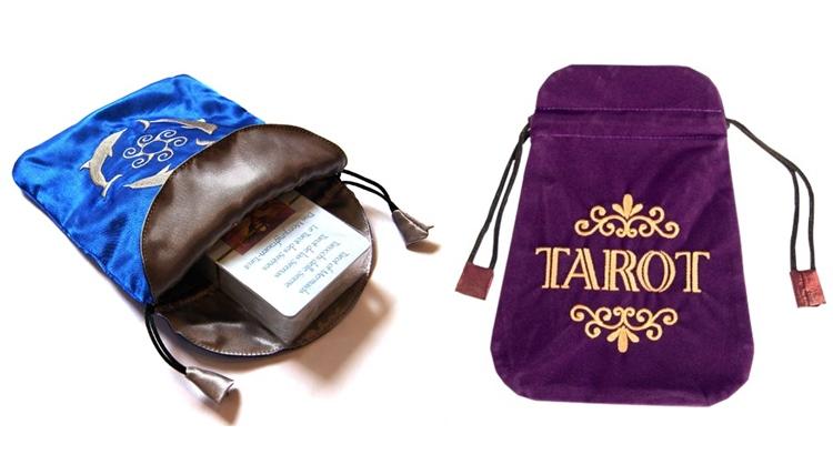 Мешочек для карт Таро своими руками выкройка