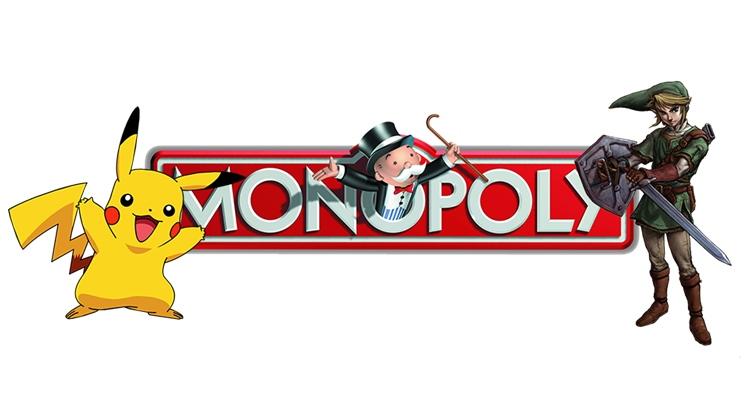 Монополия что есть в наборе