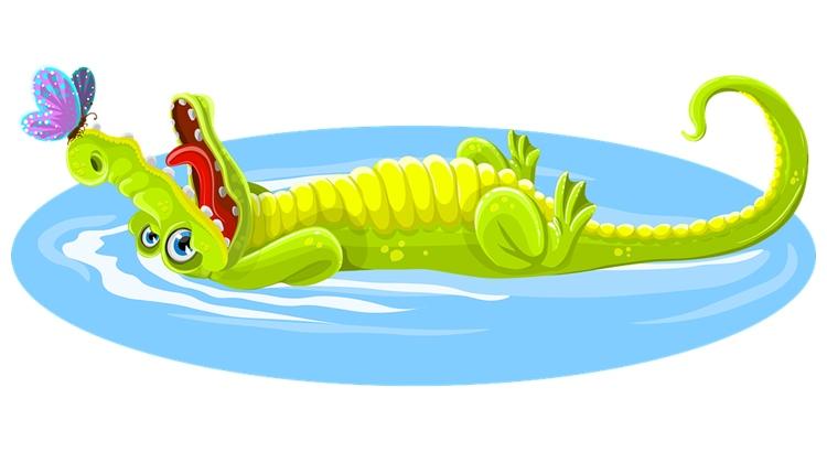 Игра Крокодил карточки с заданиями распечатать