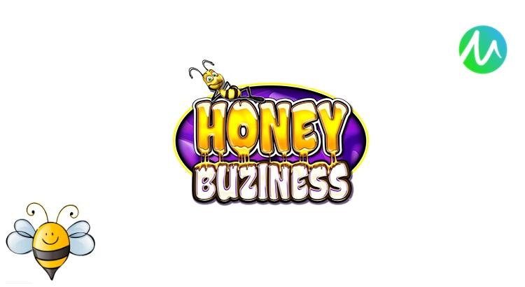 Игровой автомат Honey Buziness