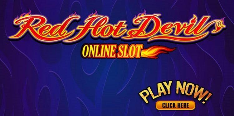Игровой автомат Red Hot Devil