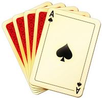 Игральные карты своими руками