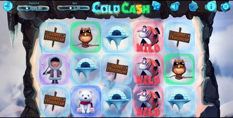 Игровой автомат Cold Cash