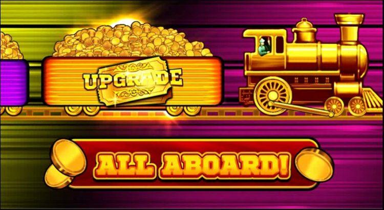 Игровой автомат Gold Train