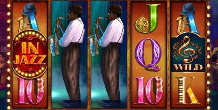 Игровой автомат In Jazz