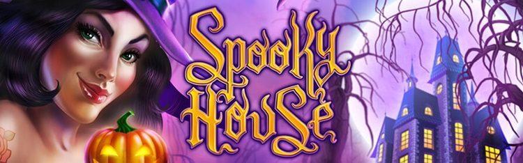 Игровой автомат Spooky House