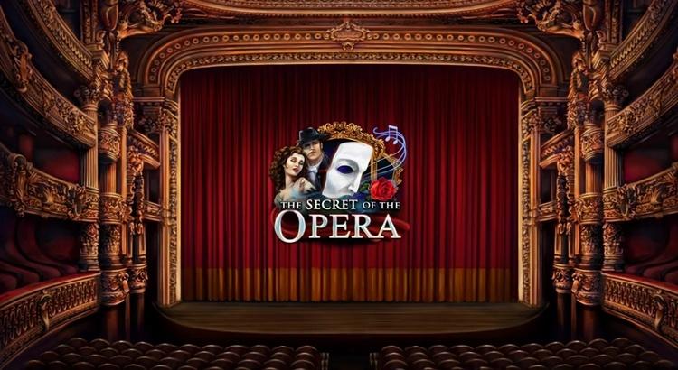 Игровой автомат The Secret of the Opera