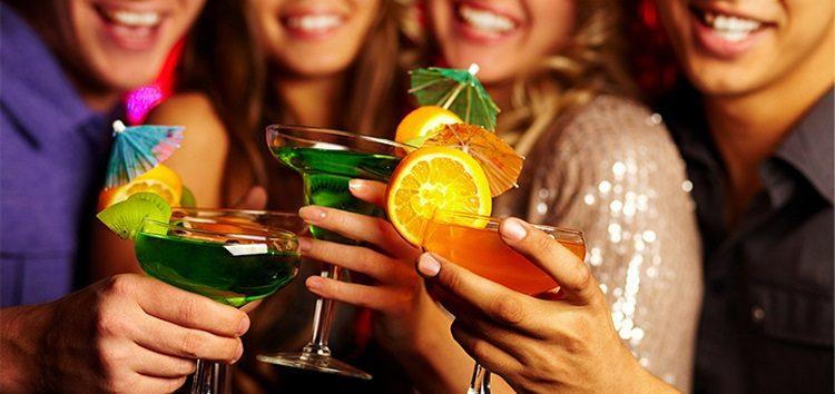 Игровой алкоголь