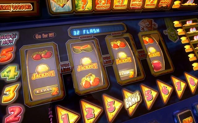Игровой автомат орлы