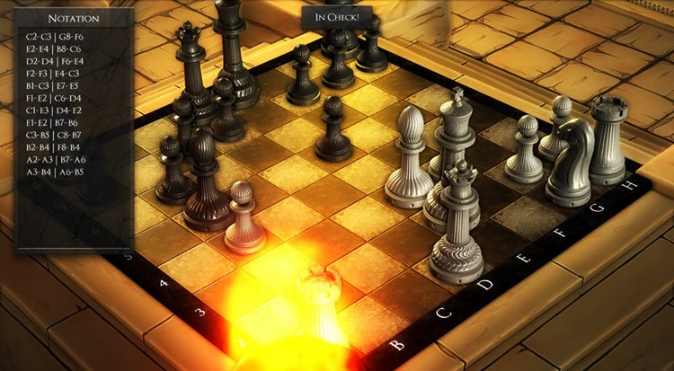 Шахматы онлайн бесплатно