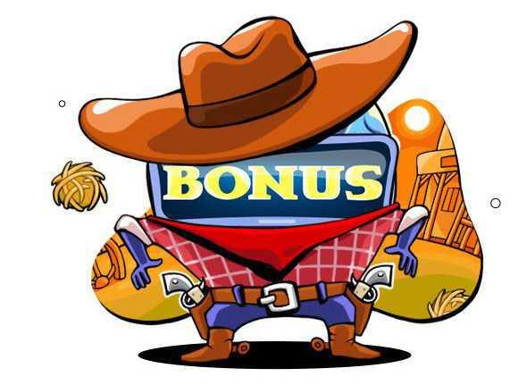 бонус регистрации казино при