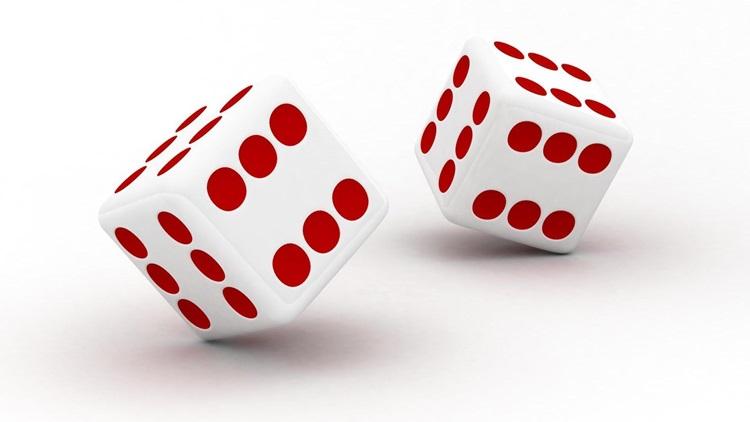 Необычные кубики для игры