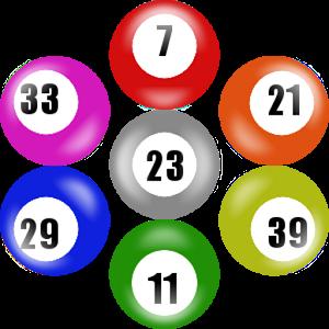 Ставки на одинаковые числа в лотерее