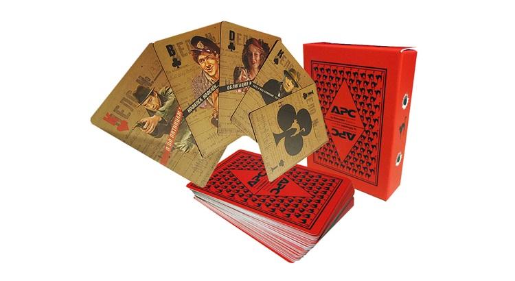 Игральные карты сувенирные