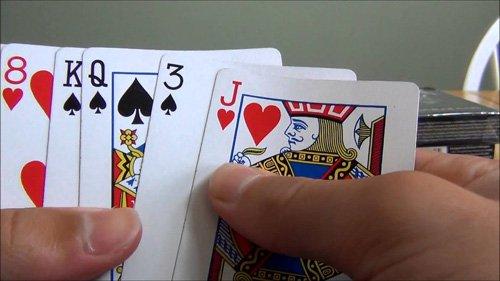 Какого размера игральные карты