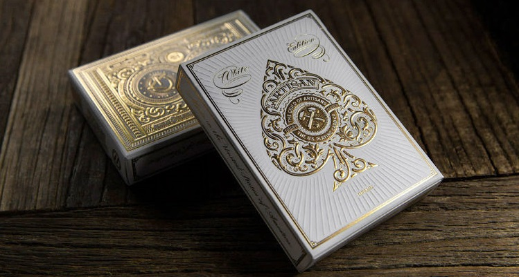 Коробка для карт своими руками