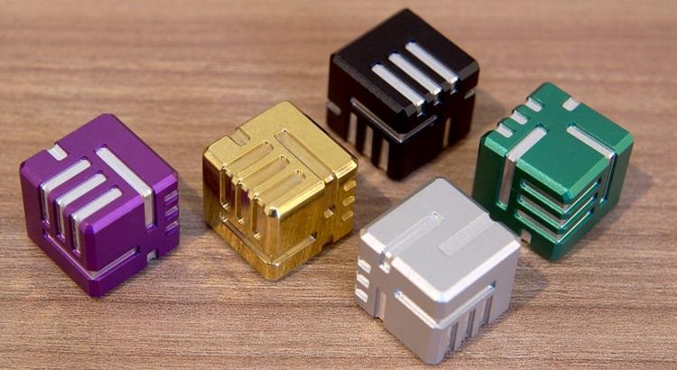Самодельные игральные кубики