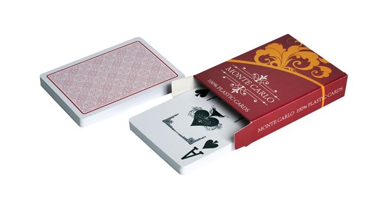 Толщина покерных карт