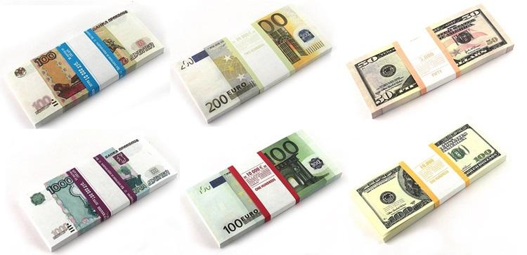Деньги распечатать для игры доллары