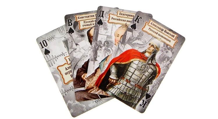 Игральные карты история