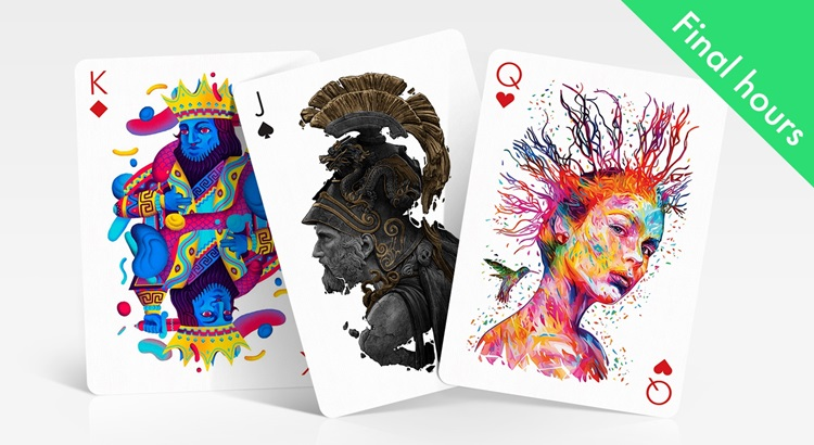 Игральные карты купить
