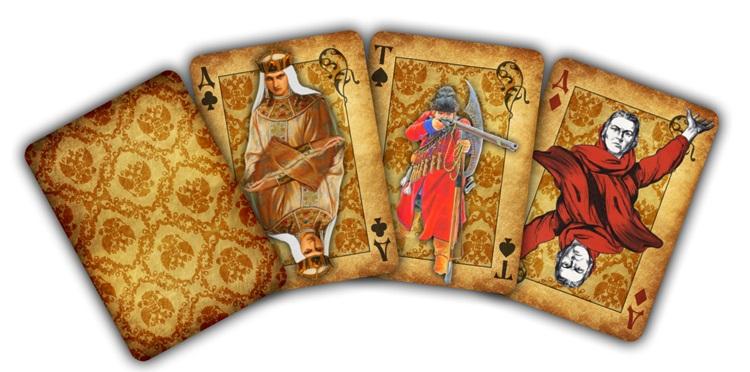Картинки игральных карт скачать бесплатно