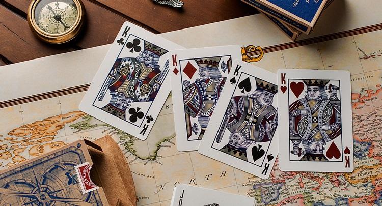 Сколько карт в обычной колоде