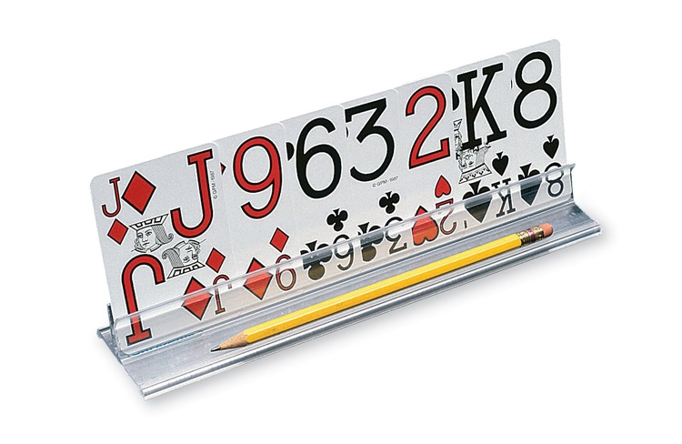 Держатель для игральных карт своими руками