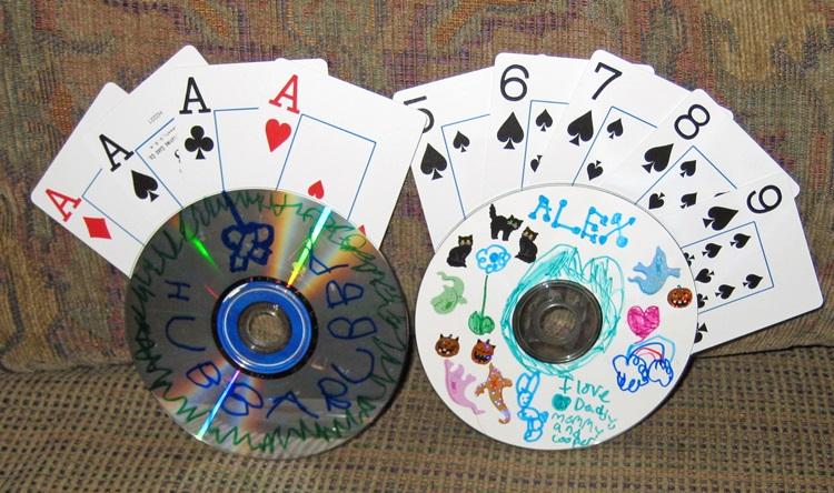 Держатель для пластиковых карт