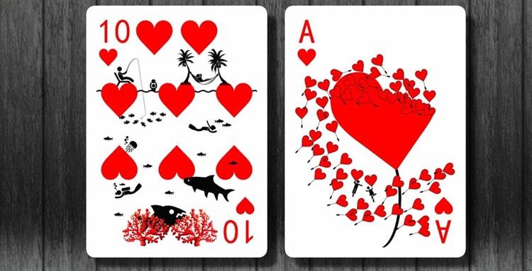 Игральные карты для Фотошопа