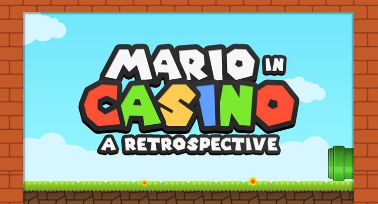 Игровой автомат Mario's Gold