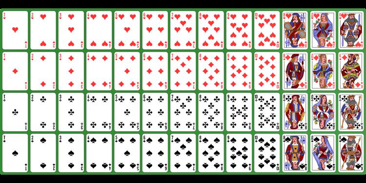 Игральная карта png