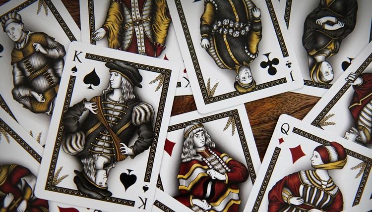 Скачать колоду игральных карт для печати