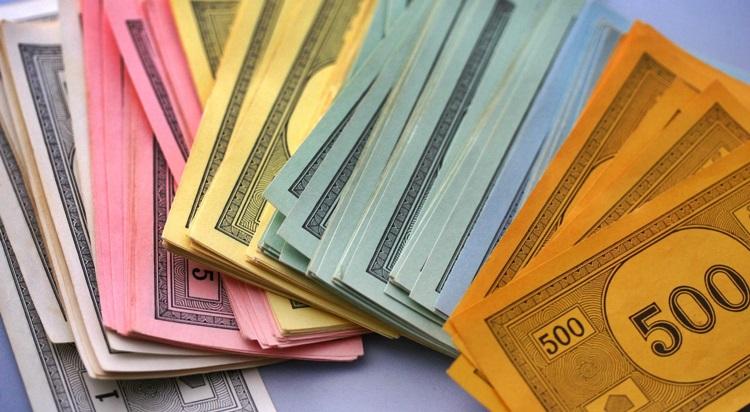 Деньги в классической монополии