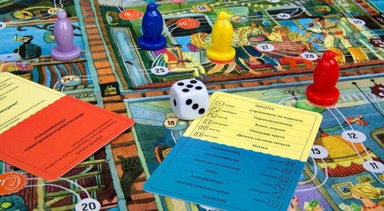 Экивоки карты для игры