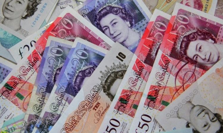 Игровые деньги фунты стерлинги распечатать