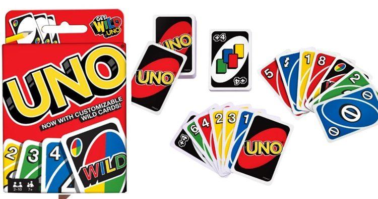 Сколько карт Уно в колоде