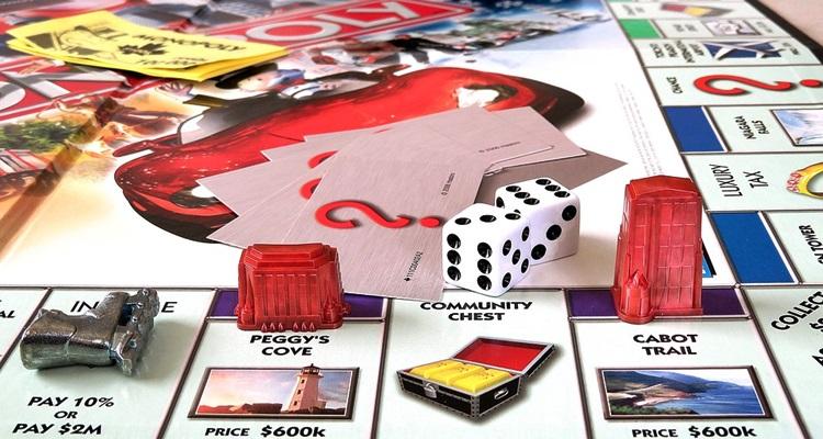 Игры Монополия играть в интернете