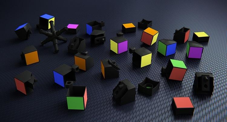 Как собрать кубик рубика 4 на 4