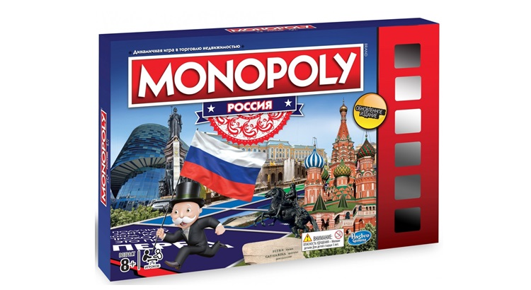Монополия Россия правила игры