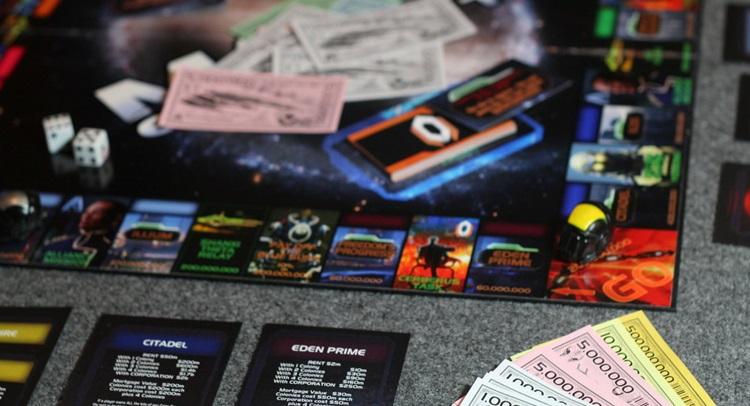 Монополия игровое поле скачать бесплатно