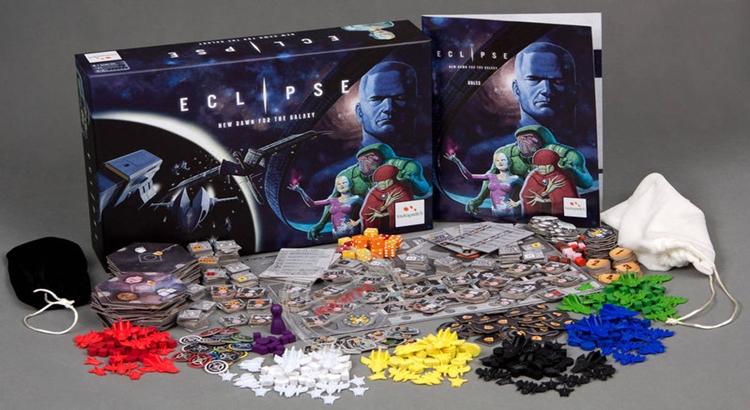 Настольная игра Eclipse