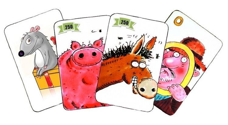 Настольная игра Коровьи торги