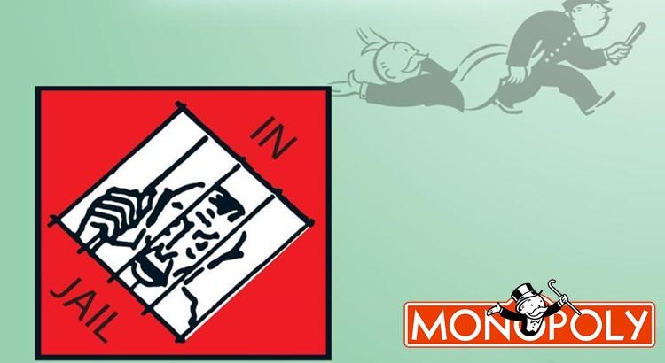 Тюрьма в игре Монополия