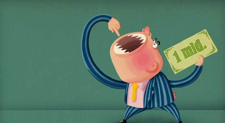 Бумажные деньги для настольных экономических игр