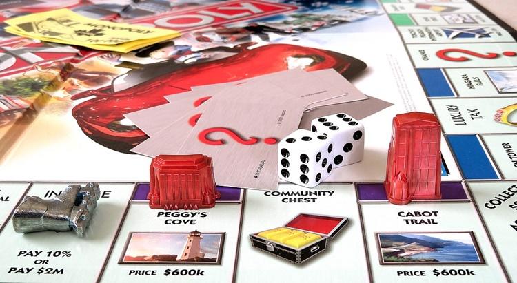 Дополнительные правила для монополии