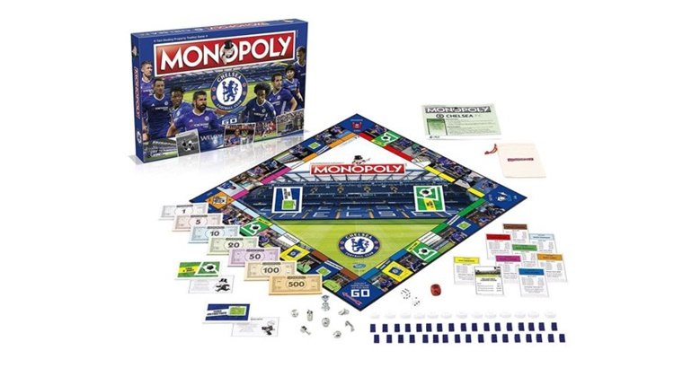 Футбольная монополия правила игры