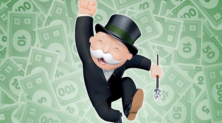 Размеры игры монополия
