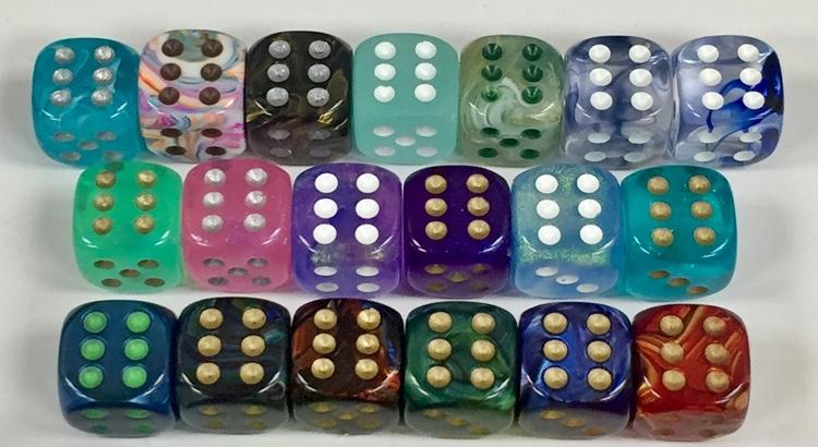 Как сделать кубик для игры из бумаги